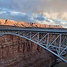 Navajo Bridge by deserttrends
