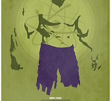 The Incredible Hulk by Brandon Day