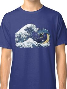 The Great Wave off Mt. Moon Classic T-Shirt