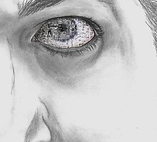 When you look in my eye, What do you see? by David tz
