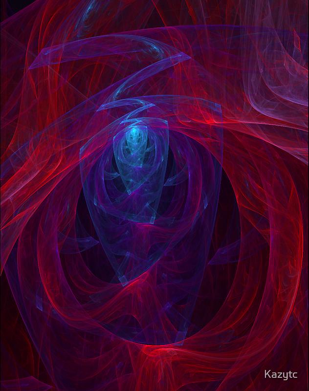 Ghost by Kazytc