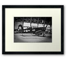 P-51 Framed Print