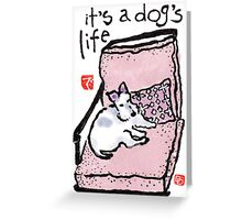 Derby's Life Greeting Card