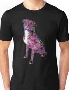 Pit Bulls May Lick You To Death Unisex T-Shirt