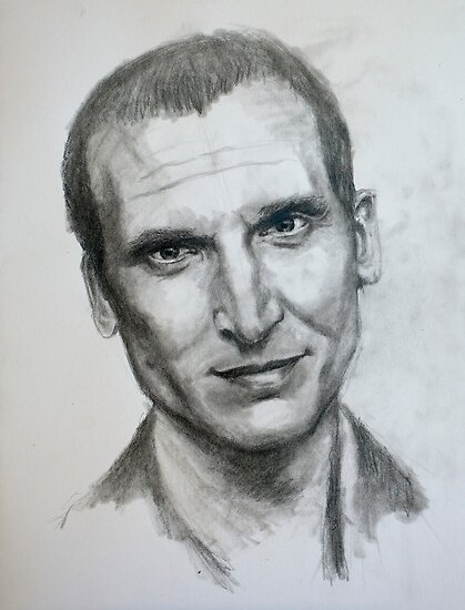 The Ninth Doctor by jillohjill