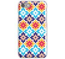 Pixel pattern 2.0 iPhone Case/Skin