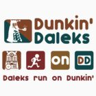 Dunkin Daleks by JellyDesigns