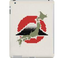 Geo Japan iPad Case/Skin