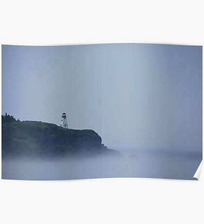 Digby Neck Lighthouse Poster