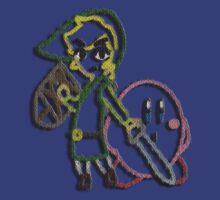 Link & Kirby's Epic Yarn by joshualthomas