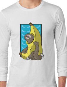 Banana Sloth T-Shirt