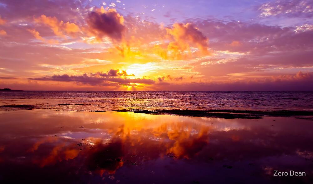 Key West Sunrise II by Zero Dean