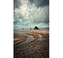 Haystack Flow Photographic Print
