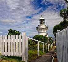 Sugarloaf Point Lighthouse by PaulHollins