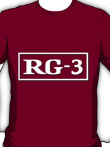 RG3 Movie Rating T-shirt T-Shirt