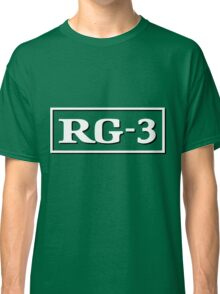 RG3 Movie Rating T-shirt Classic T-Shirt