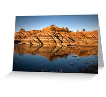 Shallow Depth Greeting Card