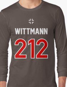 Panzer Aces - Michael Wittmann Long Sleeve T-Shirt