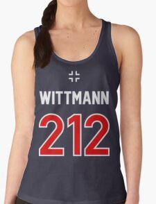 Panzer Aces - Michael Wittmann Women's Tank Top