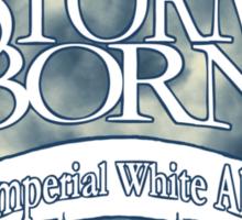 StormBorn White Ale Sticker