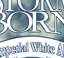 StormBorn White Ale Sticker