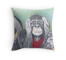 Wise guys!!! Throw Pillow