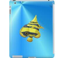 Butterfly Fish iPad Case/Skin