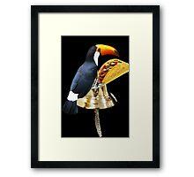 ❀◕‿◕❀ I LOVE MY TACO BELL ❀◕‿◕❀ Framed Print