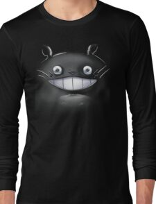 A Portrait of My Neighbor Long Sleeve T-Shirt