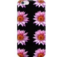 Pink Waterlily iPhone Case/Skin
