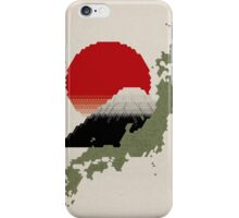 Geo Japan 2 iPhone Case/Skin