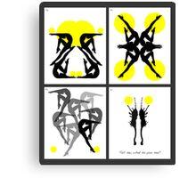 Mind Games Canvas Print