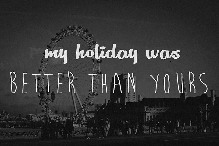 Holiday by jasonschembri