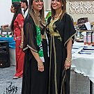 Algerian Traditional Fashion by Omar Dakhane