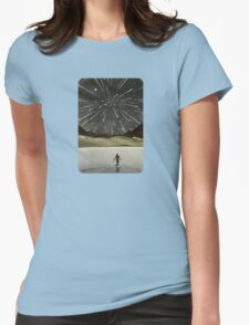 The Last Rain  Womens Fitted T-Shirt