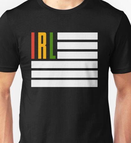 IRL - Flag Unisex T-Shirt