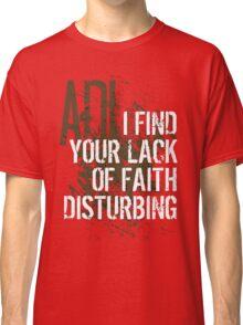 Darth V Classic T-Shirt