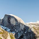 Half Dome Yosemite national Park, California USA by PhotoStock-Isra