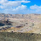Negev Desert landscape by PhotoStock-Isra