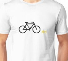 Korean Cycling Unisex T-Shirt