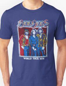 BEE GEES WORLD TOUR Unisex T-Shirt