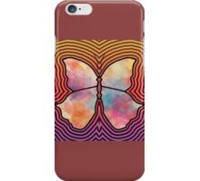 Geometric Butterfly iPhone Case/Skin