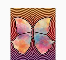 Geometric Butterfly Unisex T-Shirt