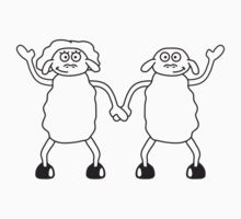 Sheep Couple by Style-O-Mat