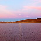Lake George Moonrise - Barry Armstead by Barry Armstead