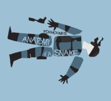 Anatomy Of A Snake by zmedia