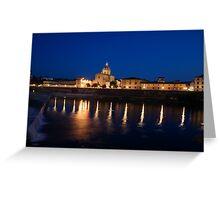 Florence 7988 Greeting Card