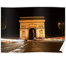 Paris 8661 Poster