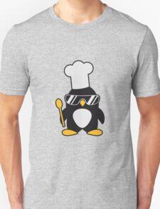 Cool Penguin Chef T-Shirt