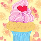 Love Cupcake by musicgeekstress